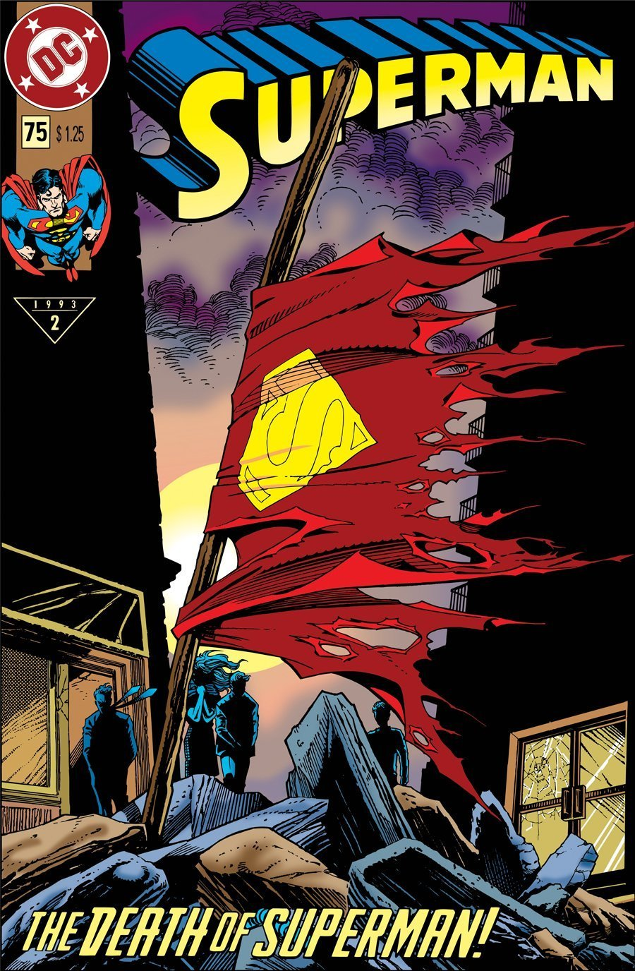 Superman ser2 75 color 2